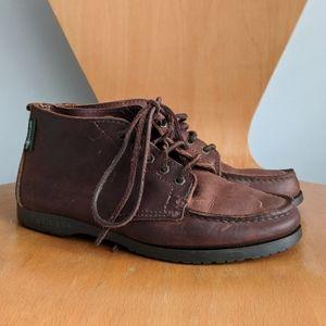 Eastland 7.5 Brown Leather Well Worn Chukka Boots